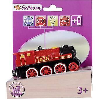 Train en bois Eichhorn mis 100001303 Locomotive