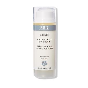 REN V Cense nuorten elinvoimaa Day Cream