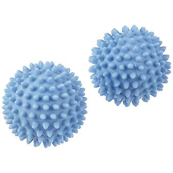 Dryer Ball 6.5 Cm / 2 Pieces Washing Laundry Fabric Softener / Soft Fresh Clothes / Reusable / Quickens Drying Time