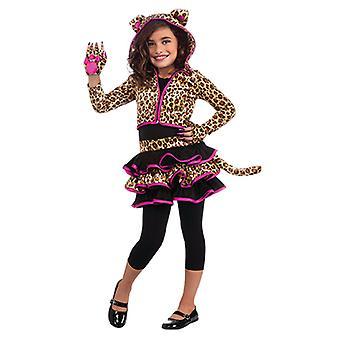 Leopardo leopardo costume per bambini costume animale Leo