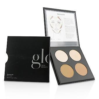 Belleza de la piel Glo Contour Kit - # justo a la luz - 13.2g/0.46oz