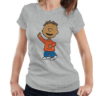 Peanuts Franklin Armstrong Women's T-Shirt