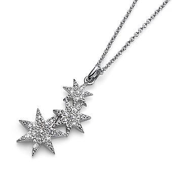 Oliver Weber Pendant Sissi Gold Crystal