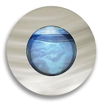 Aussie Aquariums 2.0 Wall Mounted Aquarium - Porthole