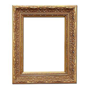 10x13 سم أو 4x5 بوصة، إطار الصورة الذهبية