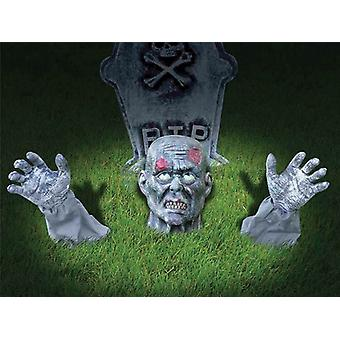 Zombie gemalen Breaker Outdoor Decoration.