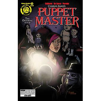 Puppet Master - The Offering by Michela Da Sacco - Yann Perrelet - Sha