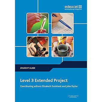 Nível 3 prorrogado projeto aluno guia por Elizabeth Swinbank - John T