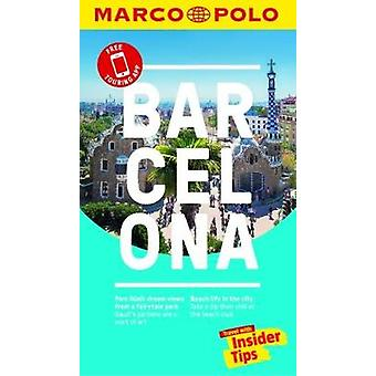 Barcelona Marco Polo Pocket Guide by Marco Polo Travel Publishing - 9