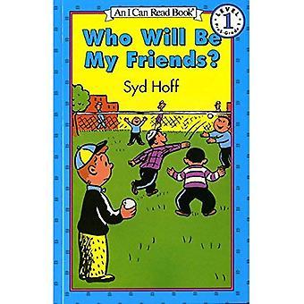 Quem vai ser meus amigos? (Pode ler livros: nível 1 (Harper Paperback))