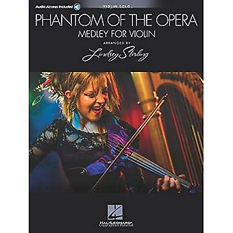 Phantom Of The Opera: Lindsey Stirling Medley