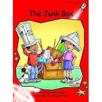 Junk Box: Nivå 1: tidigt (röd raket läsare: Fiction uppsättning B).
