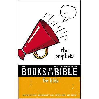 NIrV, de boeken van de Bijbel voor kinderen: de profeten, Softcover: Luister naar Gods boodschappers vertellen over hoop en waarheid (de boeken van de Bijbel)
