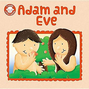 Adam and Eve (Candle Little Lambs)