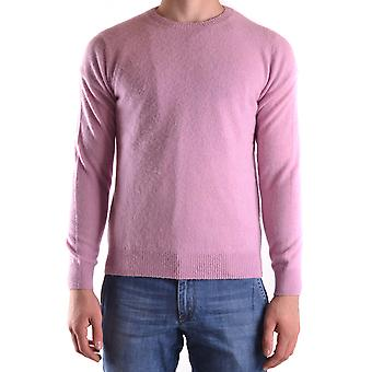 Altea Ezbc048057 Men's Pink Wool Sweater
