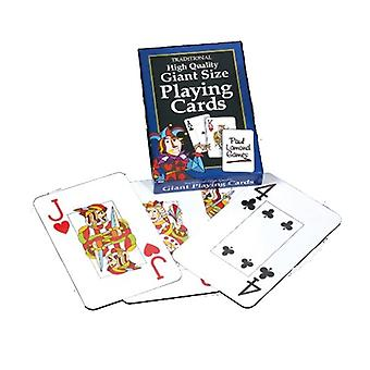 Traditional Giant Size Jumbo Playing Cards