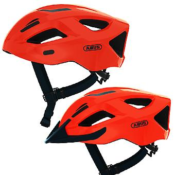 Abus Aduro 2.1 bike helmet / / orange shrimp
