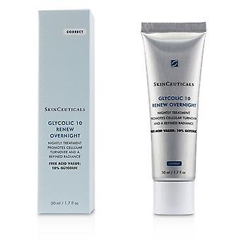 Skin Ceuticals Glycolic 10 Renew Overnight - 50ml/1.7oz