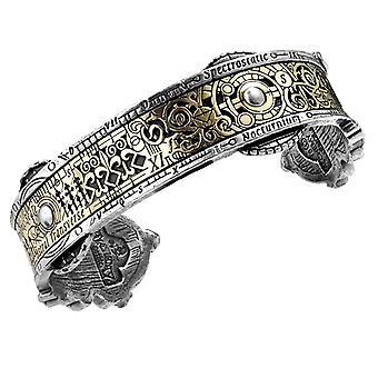 Alchemy Gothic Spectrostatic Nocturnium tinnen armband