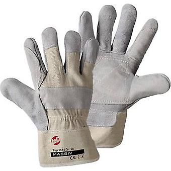L+D MASSIV 1514 Top-grain cowhide Protective glove Size (gloves): 10, XL CAT I 1 Pair
