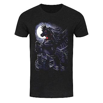 Requiem Collective Mens Prince Of Demons T-Shirt