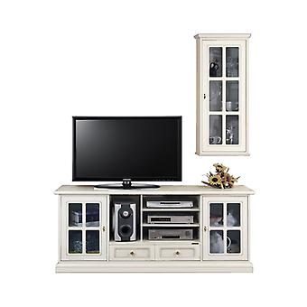 Kompositionswand Tv Wohnzimmer