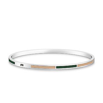 Ohio University Bracelet In Sterling Silver Design di BIXLER