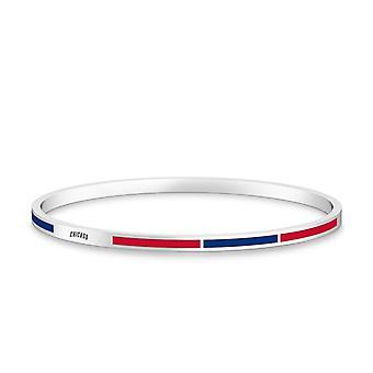Chicago Cubs armband i Sterling Silver design av BIXLER