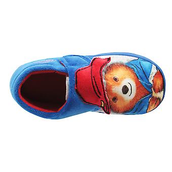 Paddington Bear jongens Padpinatubo lage top slippers UK maten kind 5-10