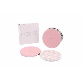 Willow & Rose Smile Compact Mirror