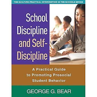 L'autodiscipline et la Discipline scolaire