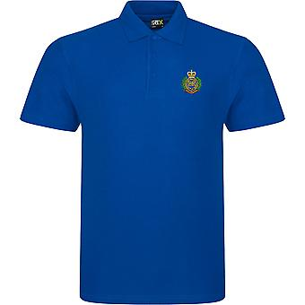 Royal Engineers-licensierade brittiska armén broderade RTX Polo