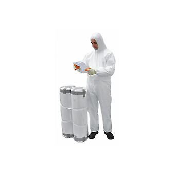 Portwest biztex microporous coverall type 6 / 5 st40 box of 50
