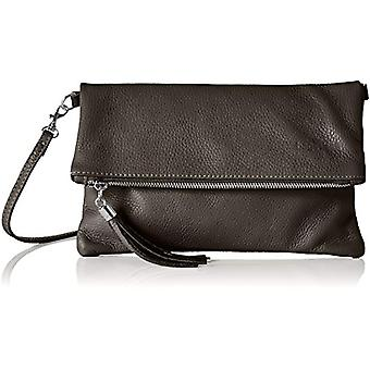 Bags4Less Moon - Women Grau Day Clutch (Dunkelgrau) 2x18x28 cm (B x H T)
