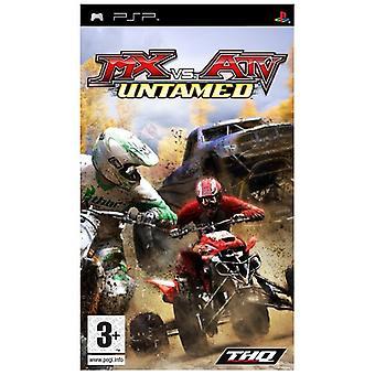 MX vs ATV Untamed (PSP) - New