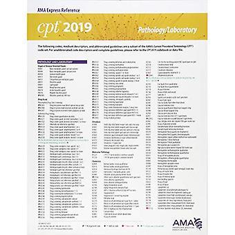 ERC-CPT 2019 Pathology/Laboratory