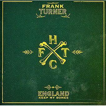 Frank Turner - England Keep My Bones [CD] USA import