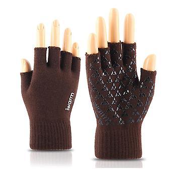 Fingerless mittens - Square mittens