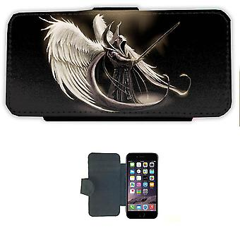iPhone 7/8 wallet case Pouch wallet Shell Dark Angel