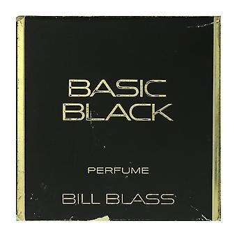 ביל בלס בושם שחור להתיז 1/3Oz ב תיבת (בושם טהור)