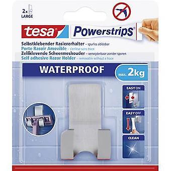 Tesa Powerstrips® الشفرة حامل معدني