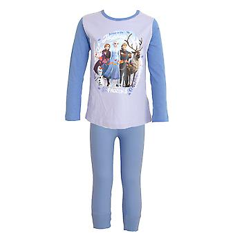 Frozen 2 Childrens/Girls Believe In The Journey Pyjama Set