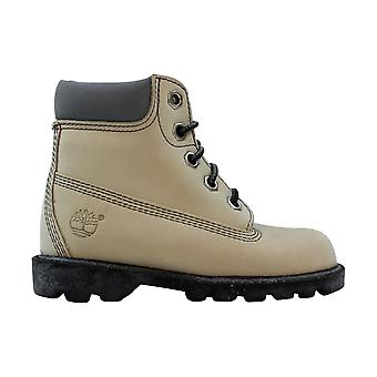 Timberland Premium Boot Cement/Nubuck 10808 Toddler
