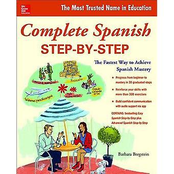 Complete Spanish StepbyStep by Barbara Bregstein