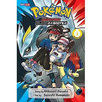 Pokemon Adventures Black 2 White 2 vol. 1 door Hidenori Kusaka
