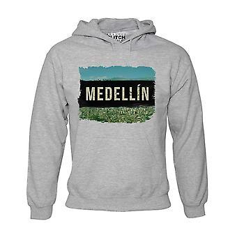 Men's medellin pablo escobar hoodie