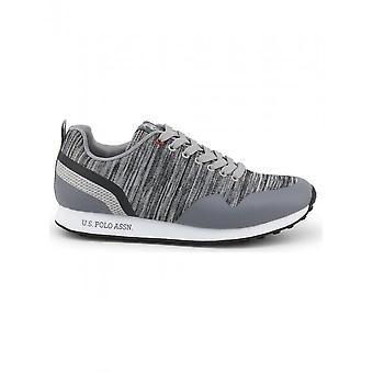 U.S. Polo - Chaussures - Baskets - FLASH4089S9_T1_LIGR - Hommes - dimgray - 43