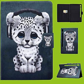 For Samsung Galaxy Tab A 10,1 2019 T510 T515 Motif 57 bag Art lærveske