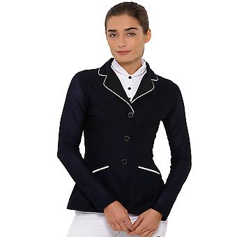 Spooks Johanna Womens Show Jacket - Navy Blue