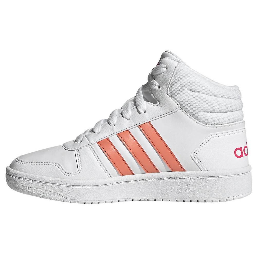 Adidas Hoops Mid 20 K Ee6708 Universell Hele Året Barna Sko